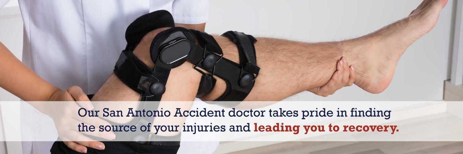 Accident Doctor in San Antonio